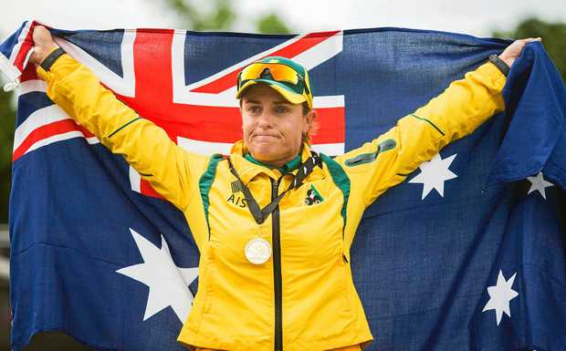 RECORD BREAKER: Karen Murphy will break a record when she plays in the Commonwealth Games on the Gold Coast next month.