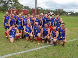 See photo gallery from the Cardinal Cup in Aussie rules
