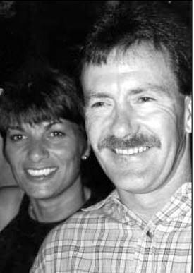 Dawn and Trevor Deakin.