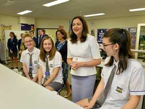 Drones, coding and solar panels take Premier back to school