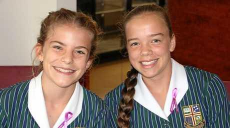 Sophie Posselt and Brooke Thomas.