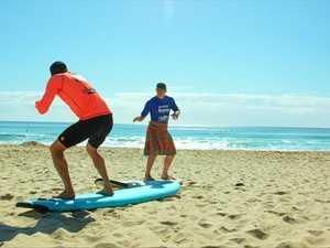 INTERNATIONAL BOOST: 300,000 people visit Coast