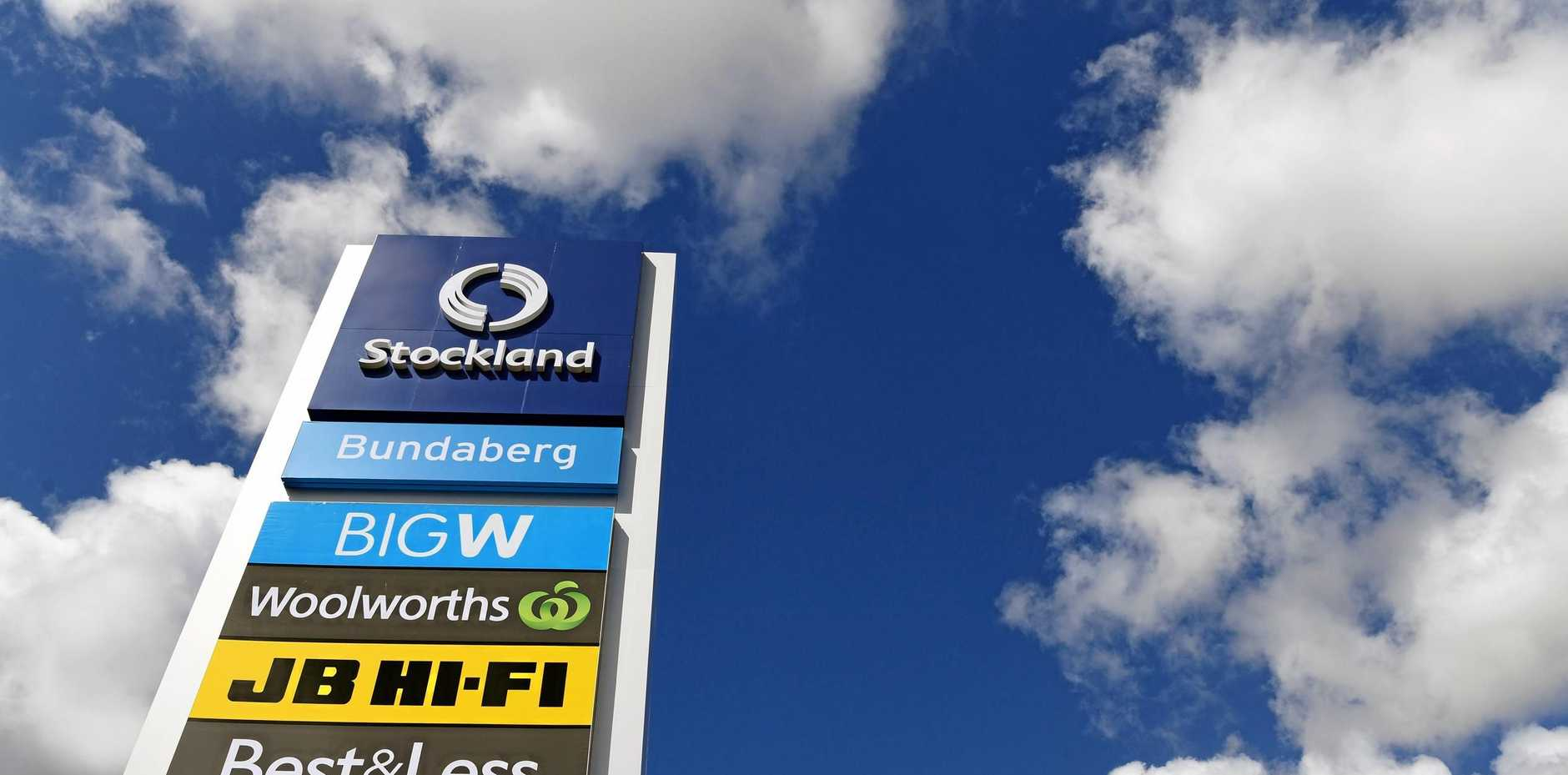 SOAKING UP THE SUN: Stockland Bundaberg is installing a solar power system on its rooftop.