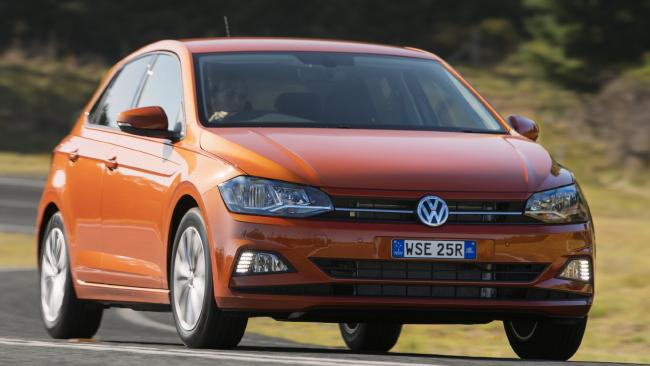 All grown up: the 2018 VW Polo. Picture: Supplied.