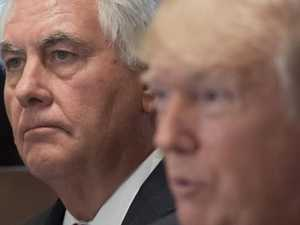 Trump fires his Secretary of State