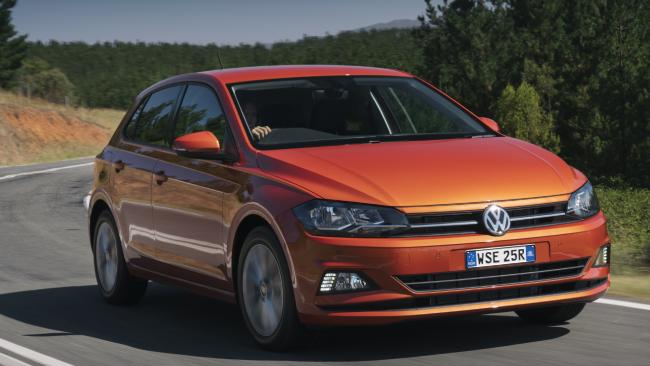 The Polo is quiet and refined on the open road. Picture: Supplied.