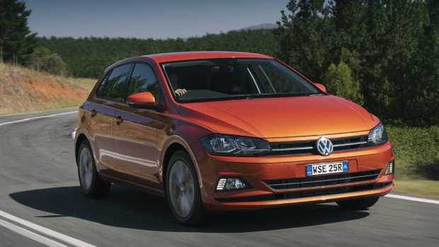 Volkswagen's new Polo is bigger than earlier model Golfs. Picture: Supplied.
