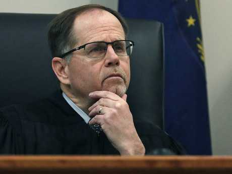 Judge Charles Temple has ruled that lottery winner