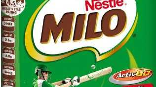But seriously, who limits to only three teaspoons if they have a cup of Milo?