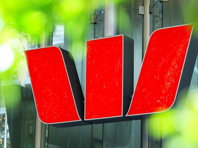 Westpac is under the microscope. Picture: Hollie Adams/The Australian