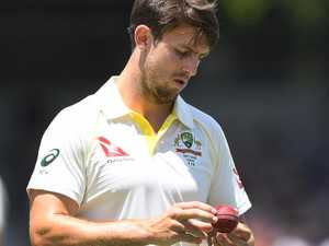 Mitch Marsh hit with double whammy