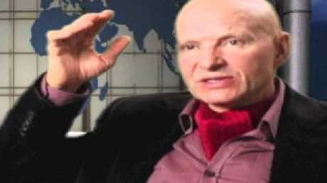 Professor Konstantin Korotkov says three-fingered mummies found in Peru are not human. Picture: YouTube