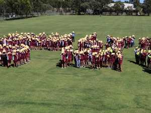Region's students send clear message to bullies