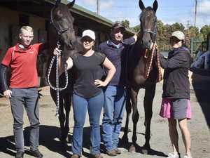 Aspiring stars in Kemp stables