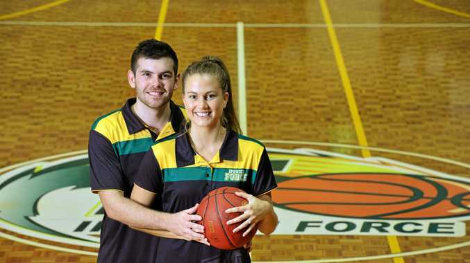 Popular Ipswich Couple Share Love Of Basketball Queensland Times