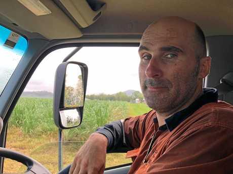 Sarina cane farmer George Sammut.