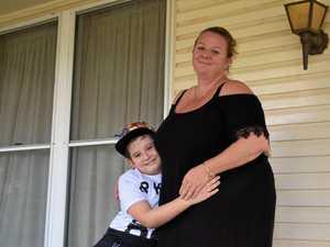 Boy's deathbed battle: Keysha kept 'praying'