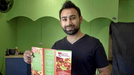 Navdeep Singh owner ONS Italian Restaurant which is open in Northlands Shopping Centre.