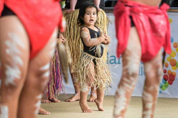 ADDRESSING ISSUES: Encouraging a strong cultural identity within the Clarence Aboriginal community is an important part of the healing process.