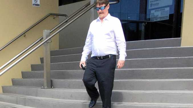 Robert Renault Nielsen faced the District Court in Mackay on Tuesday.