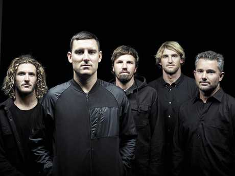 Parkway Drive have released a new song off their upcoming album release. Photo Contributed