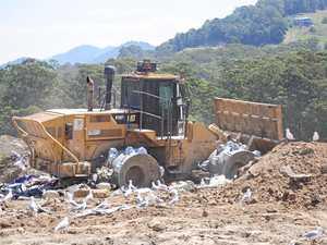 Hazardous waste puts recycling staff in danger