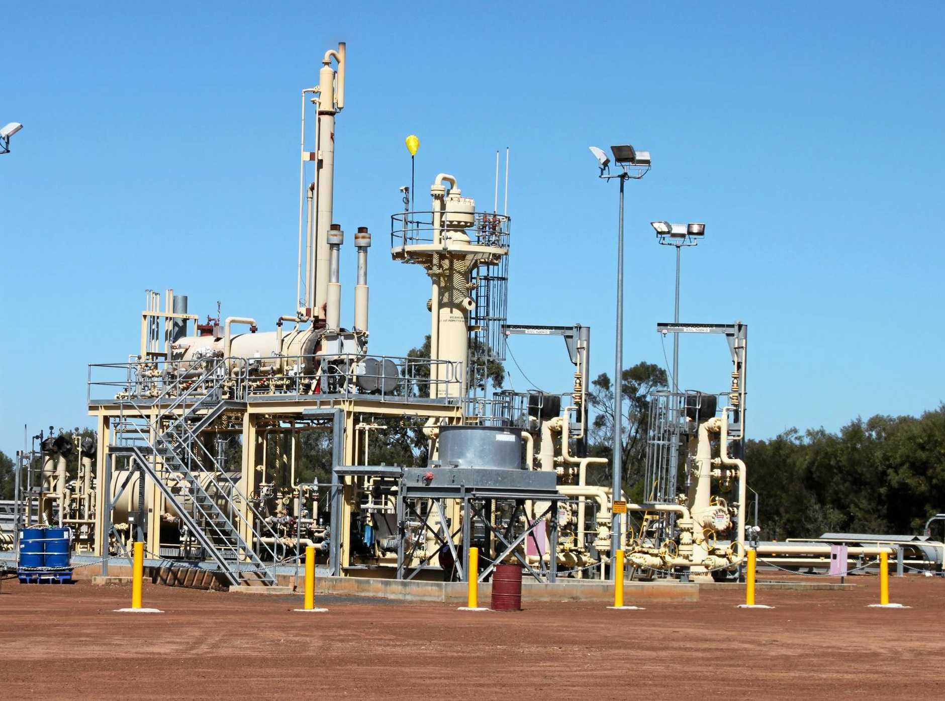 Arrow Energy's Moranbah Gas Project could be the first of many CSG plants in central Queensland.