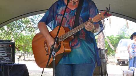 Cathy Drummond is playing at Club Banora from 11am on Sunday .