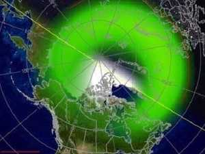 Tomorrow's solar storm to bring blackouts, light show