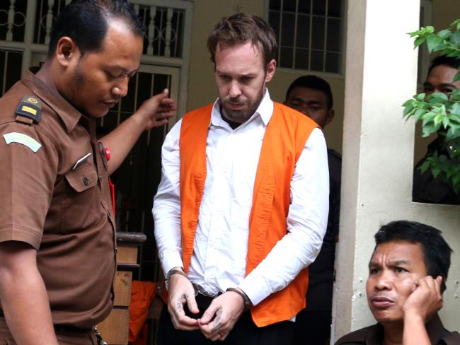 He has been in jail and in a psychiatric institution with his lawyers fighting the charges on the grounds that he is mentally ill. Picture: Lukman S Bintoro