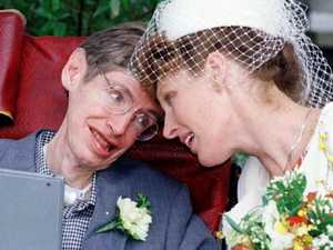 Hawking's complicated private life