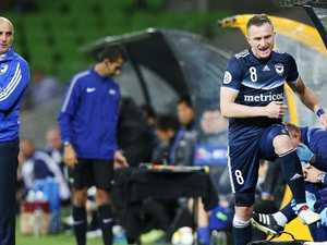 Berisha's furious tantrum at boss sparks late Victory heroics