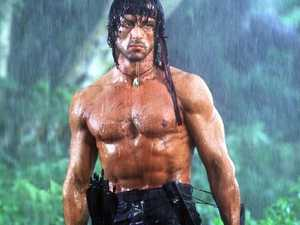 Sly Stallone still Rambo at 71