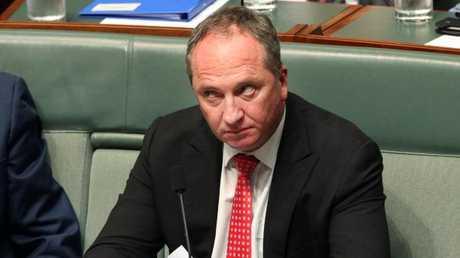 Sam Dastyari said he's concerned for Barnaby Joyce.