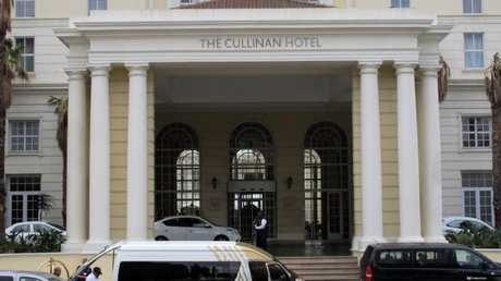 The Southern Sun Cullinan Hotel in Cape Town.