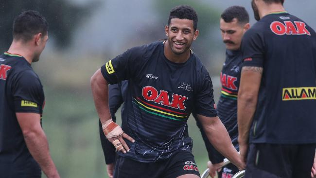 Kikau is one of the most exciting forwards at the club.