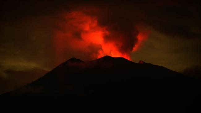 The site where humans survived a supervolcano eruption has been discovered in South Africa. Picture: AFP