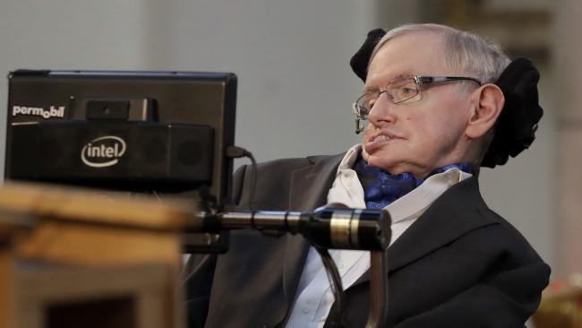 Britain's Professor Stephen Hawking has died aged 76.