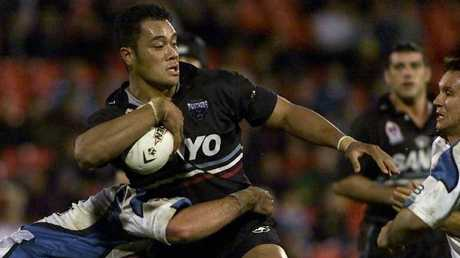 Kikau has been compared to Panthers great Tony Puletua.