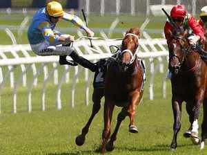McEvoy steps in to steer Winx in gallop