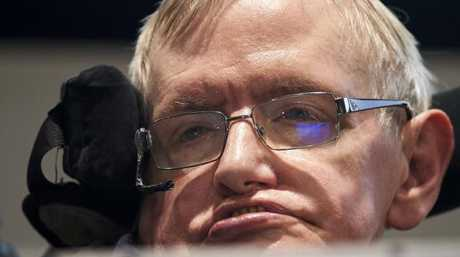 Stephen Hawking died today aged 76.