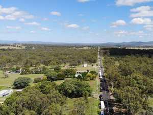 CMC ROCKS: Drone photo shows massive traffic line up