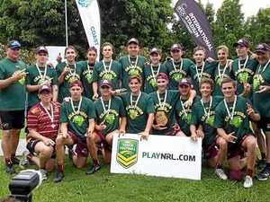 Mighty Bulls charge to back-to-back titles in Men's T League