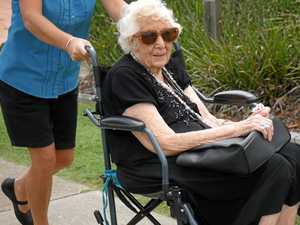 Wheelchair-bound granny, aged 90, charged with arson