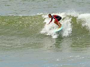 Linda still turning on fun waves for Coast surfers