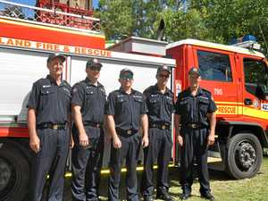Emergency services visit Monto State School