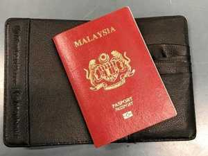Looking for your passport?