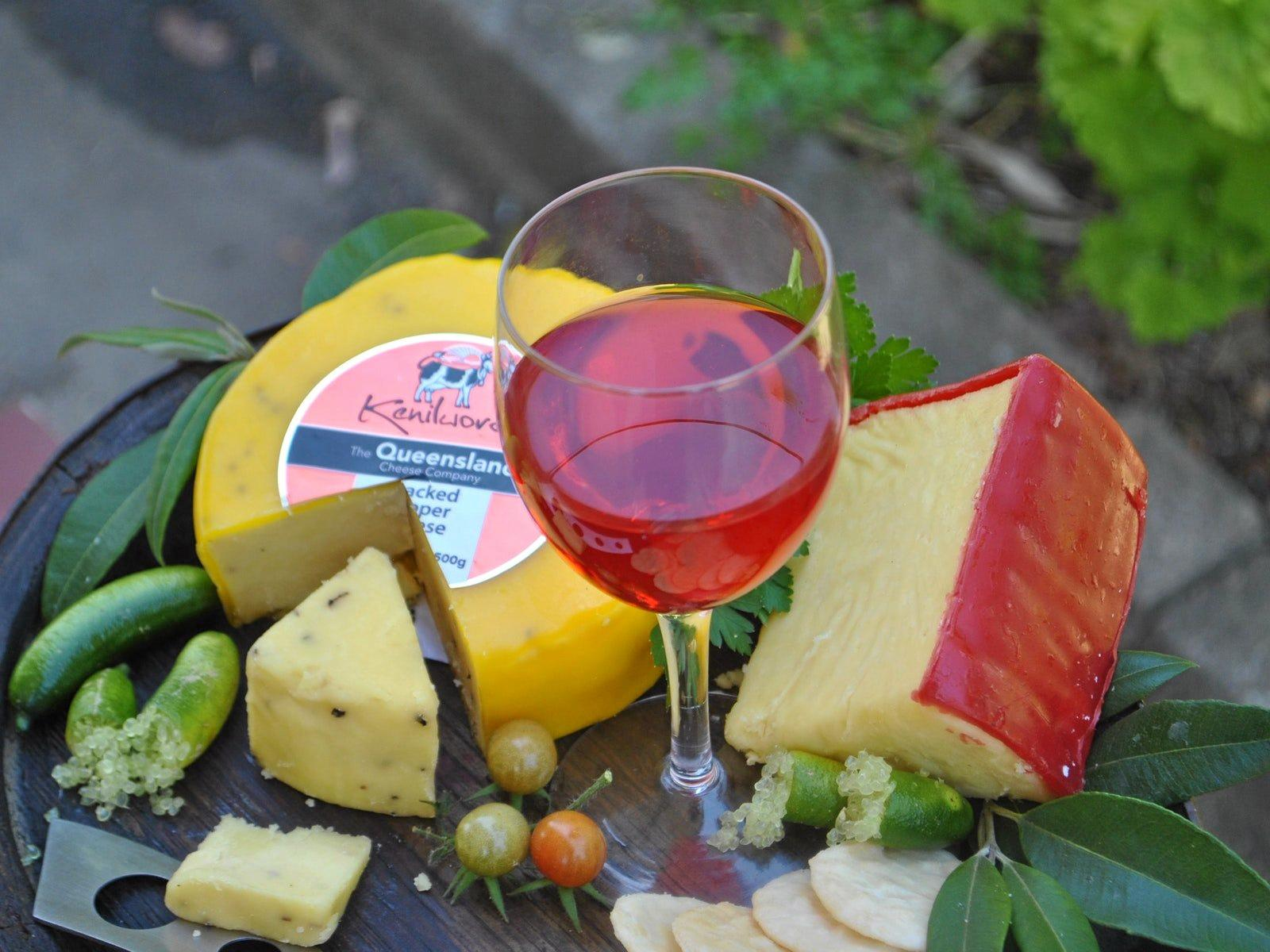 The Kenilworth Cheese, Wine and Food Festival is on Easter Saturday.
