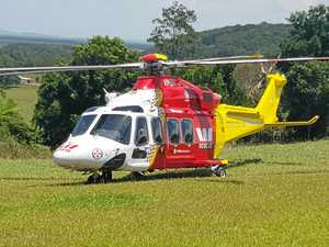 Woman flung from tractor, knocked unconscious