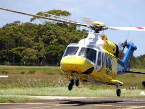 UPDATE: Child, 3, airlifted after near drowning near Gympie